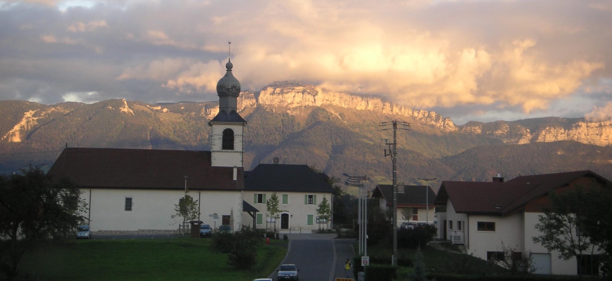 Mairie de Cuvat - Haute Savoie